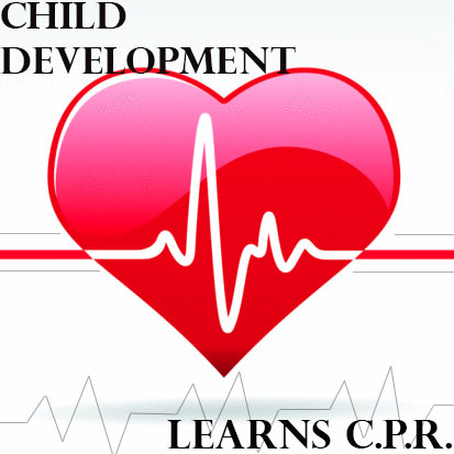 Child development course teaches how to save lives