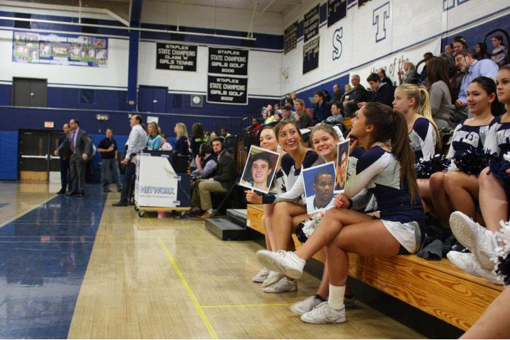 Energy at girls' games falls flat without cheer team