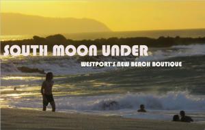 South Moon Under gets underway