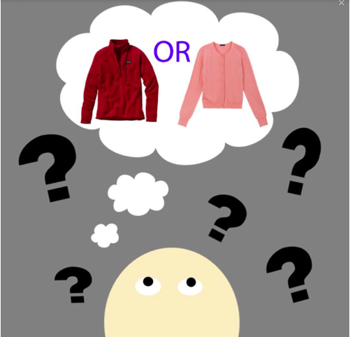 To wear or not to wear spring clothing