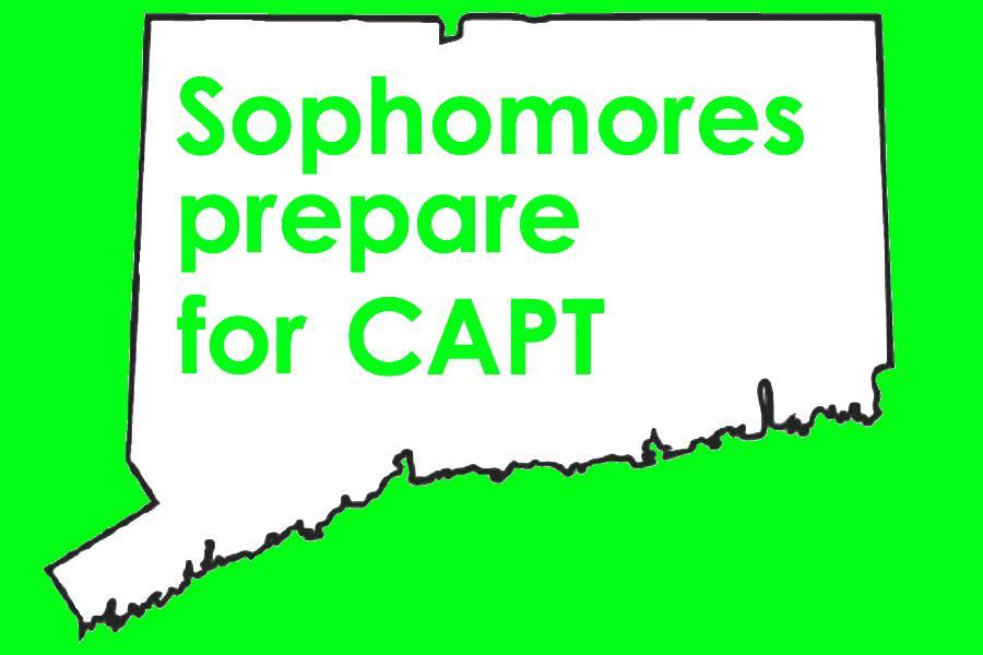 Sophomores+prepare+for+CAPT
