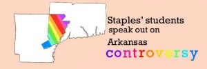 Staples students speak out on Arkansas controversy