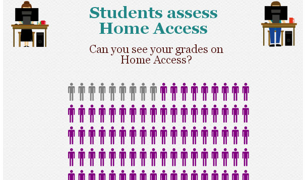 Students assess home access