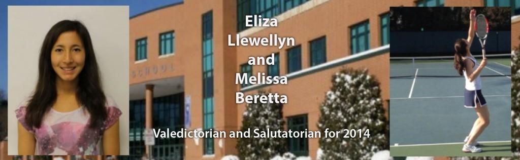 2014 valedictorian and salutatorian crowned