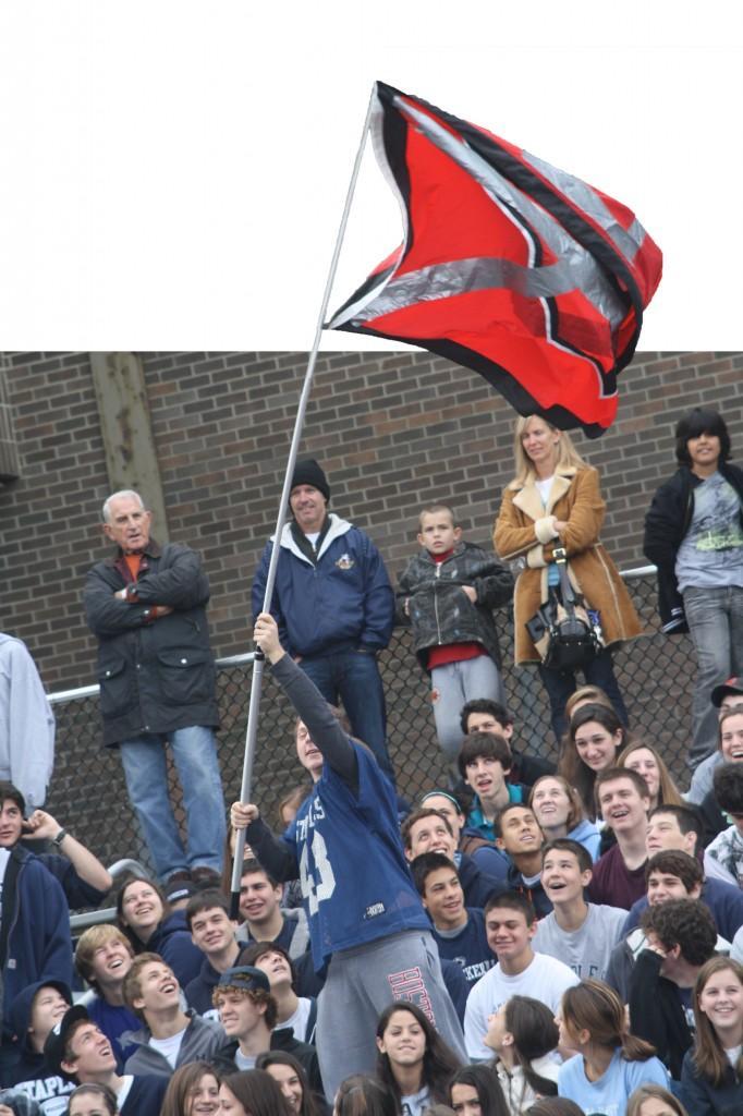 Rivalry runs deep in school sports
