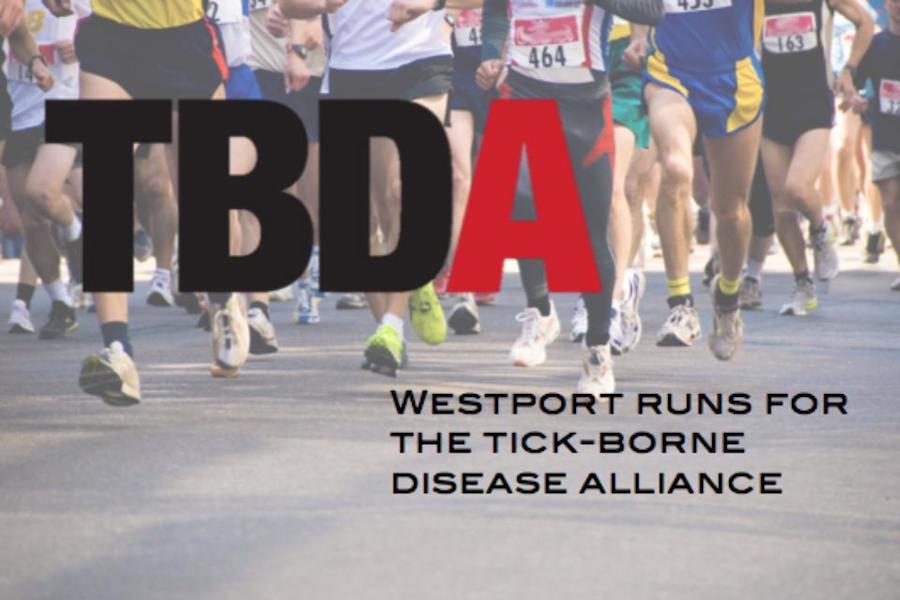 Westport+runs+for+the+Tick-Borne+Disease+Alliance