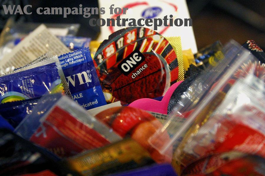 Women's Advocacy Club campaigns for contraception