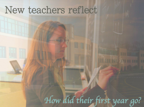 Teachers reflect on completing their first year at Staples