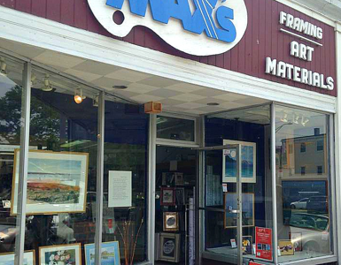 Closing of Max's Art Store upsets students
