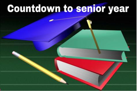 The countdown to senior year