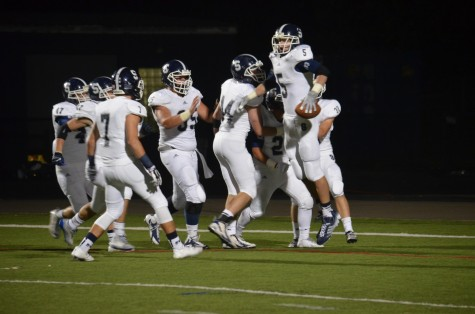 Staples shut out Wilton 24-0 in pictures