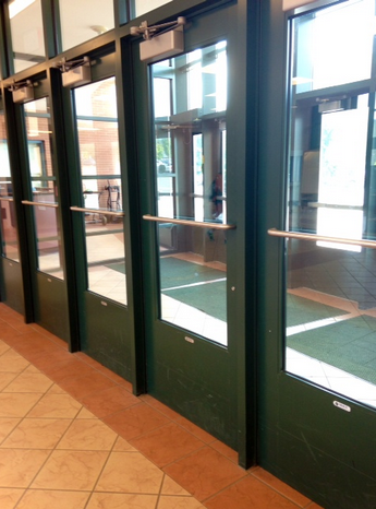 Staples Locks Down at the Start of the School Year