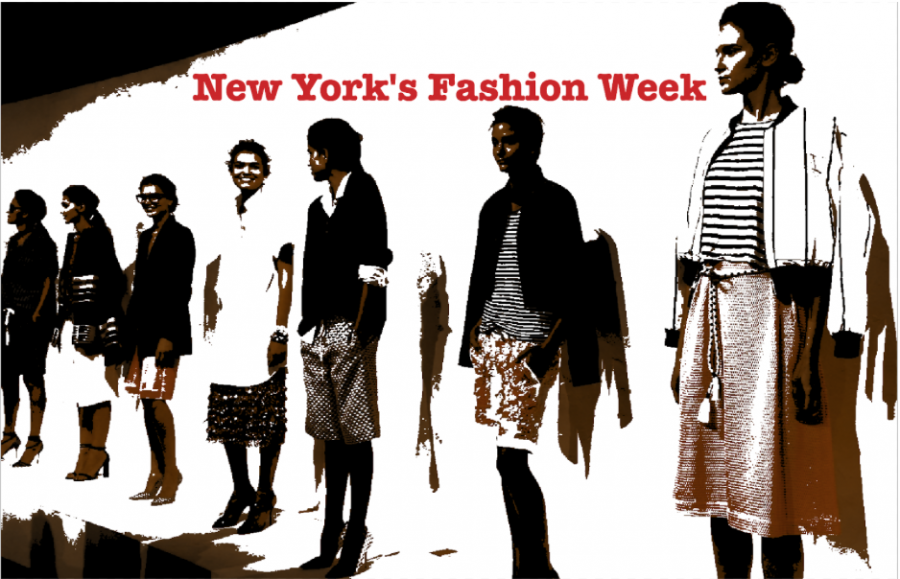 Staples vogues its way into New York's Fashion Week