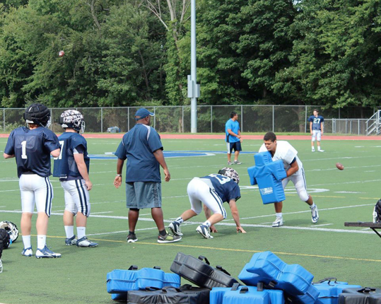 Teams gear up for season with conditioning