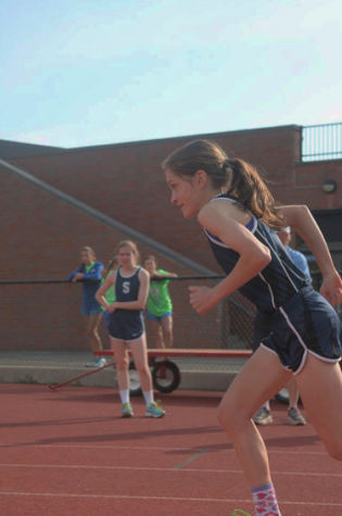 Hannah DeBalsi races to sports person of the year