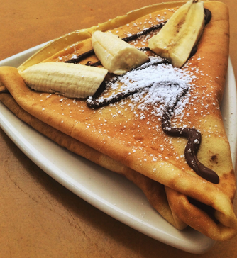 By adding sweet crepes to their menu, Top This has successfully satisfied their customers as the only  restaurant in Westport that serves crepes.