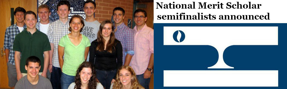 the national merit scholarship National merit scholarship overview approximately 15 million high school students take the psat each year of those, 50,000 (33%) are commended scholars, and 16,000 (11%) are chosen as national merit scholar semifinalists.