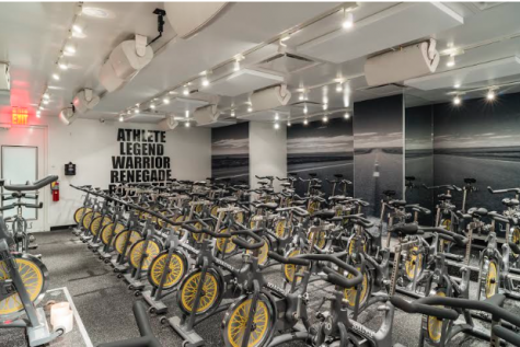 Soulcycle re-invents spinning in Westport