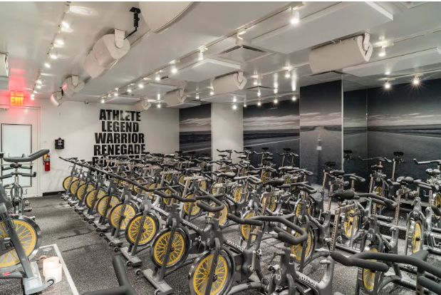"""Courtesy of Soulcycle. At Soulcycle they """"[don't] just change bodies, [they] change lives."""" Their goal is to transform the way you look and feel."""