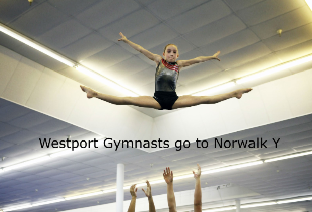 Until the Westport Weston family Y undergoes phase two of their renovation, Westport gymnasts are forced to practice at the Norwalk Y.