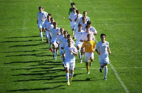 Staples boys' soccer slides into FCIACS