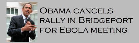 Obama cancels rally in Bridgeport for Ebola meeting