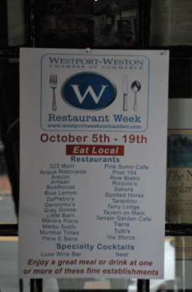 Westport stomachs growl for Restaurant Week meals and deals
