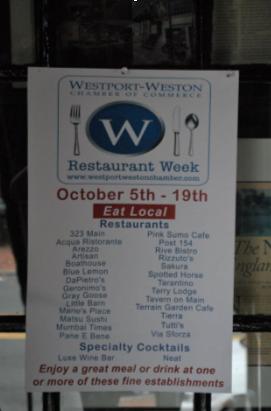 Westport stomachs growl for Restaurant Week meals and deals