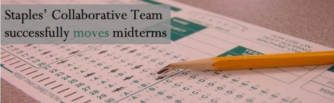 Staples' Collaborative Team successfully moves midterms