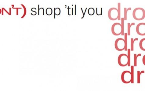 Don't shop 'till you drop