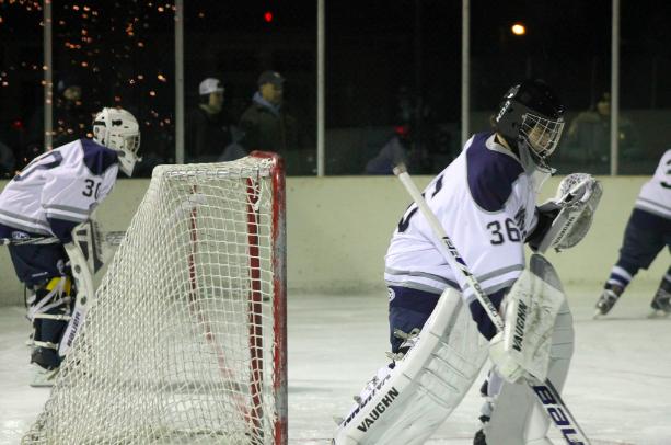Boys' hockey starts new season at Longshore