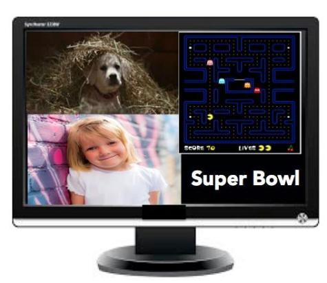 Top three Super Bowl commercials