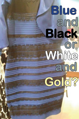 Staples students stir over color perception of a dress