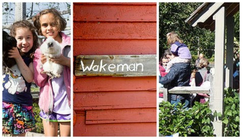 Westporters show support for Wakeman Town Farm
