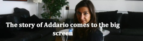 The story of Addario comes to the big screen