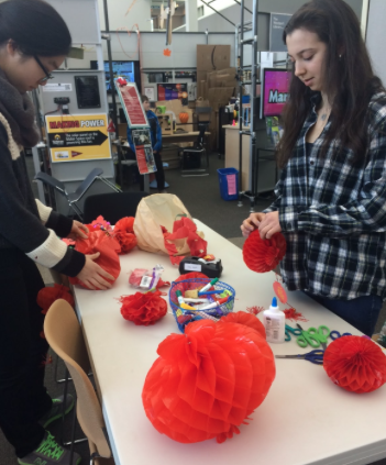 Staples students rejoice for the Chinese New Year