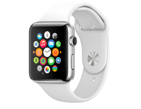 Apple introduces the watch of the future
