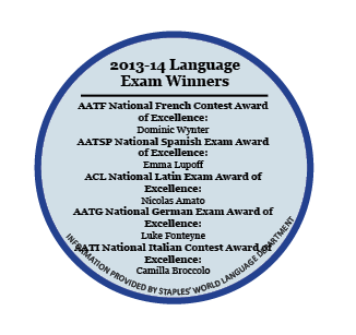 Students compete nationally in language exams