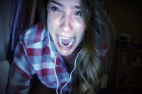 """Unfriended"" is more gory than scary"