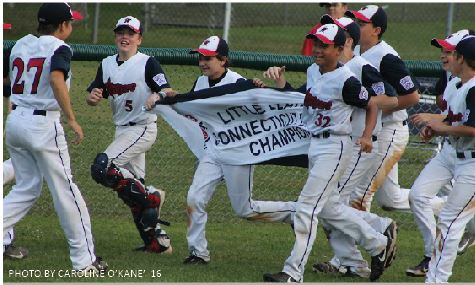 Little Leaguers prepare for the big stage