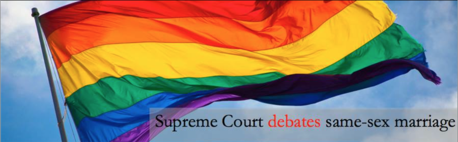 Supreme Court debates same-sex marriage
