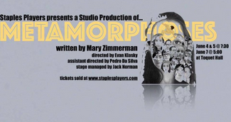 """Metamorphoses"" Makes its Way to Toquet"