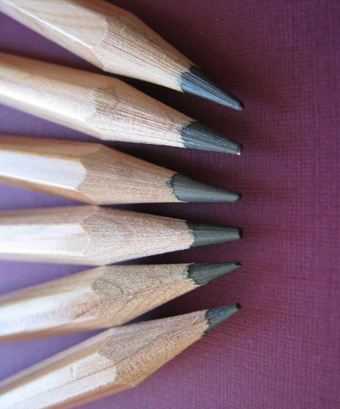 The surprising history of pencils
