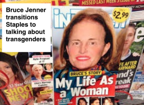 Bruce Jenner transitions students to speak up about gender dysphoria