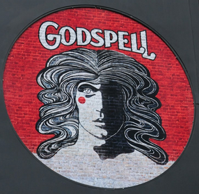 """Godspell"" rocks Staples"