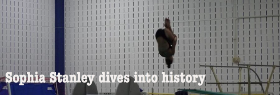 Sophia Stanley '16 dives into history
