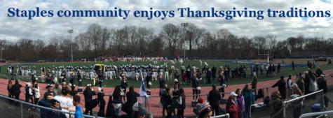 Staples community enjoys classic Thanksgiving traditions