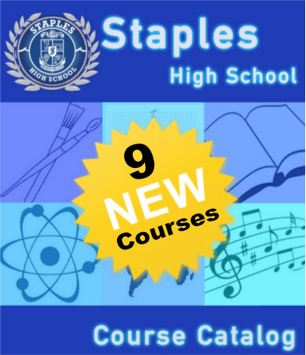 Course additions expand Staples' curriculum