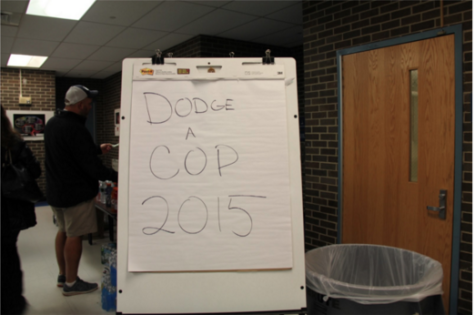 DODGE-A-COP 2015 (in photos)