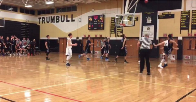 Boys basketball succeeds in season opener